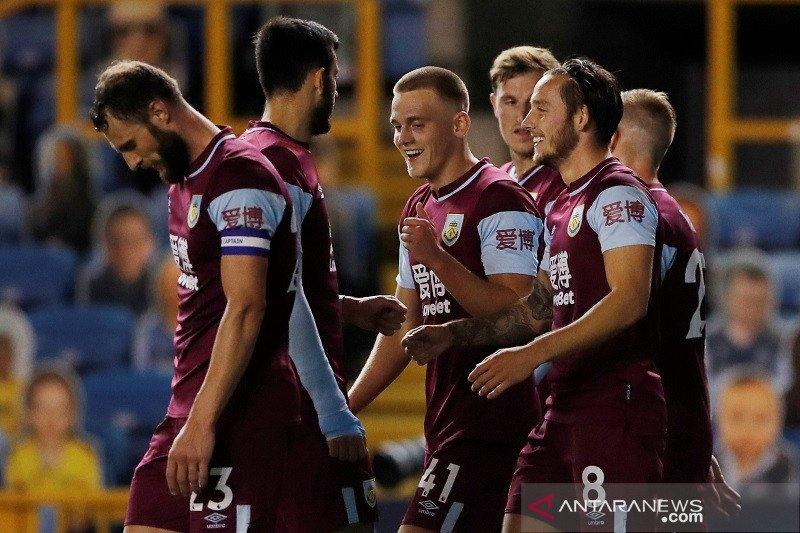 Burnley, Brighton dan Fulham lolos putaran keempat Piala Liga