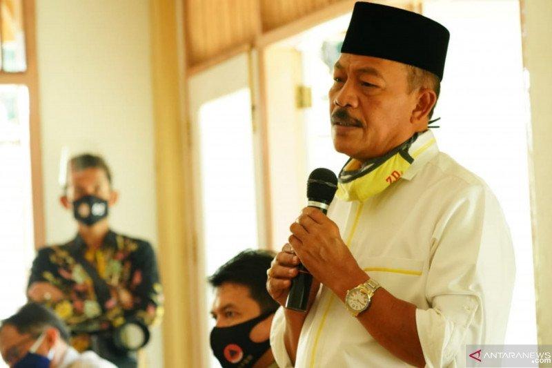 Plt Bupati Zuldafri Darma imbau ciptakan pemilu aman dan kondusif