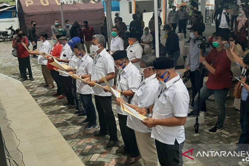 NasDem Sulteng  minta pengurus-kader patuhi protokol kesehatan