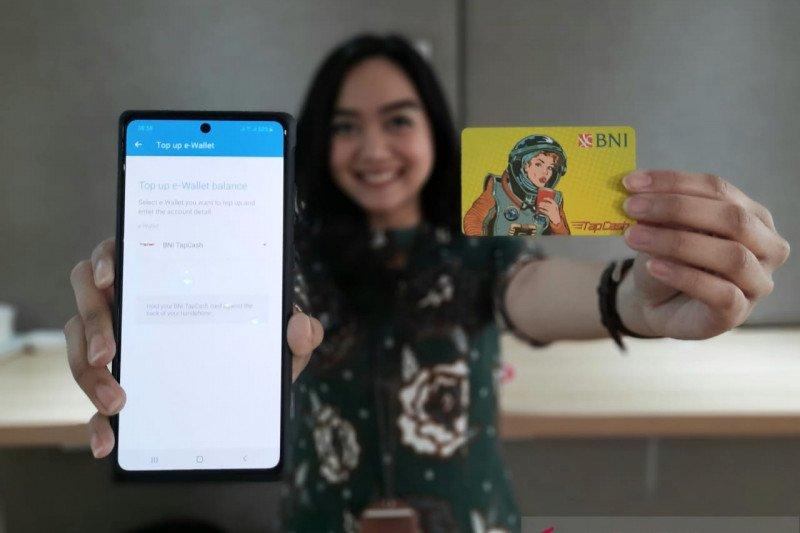 BNI memperluas layanan isi ulang uang elektronik di aplikasi BTPN