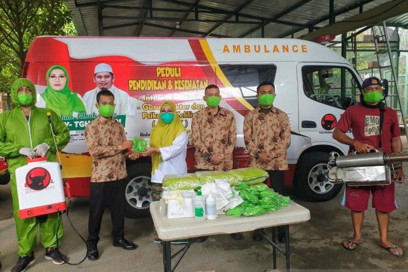 Pasangan SALAM luncurkan ambulance GuDek peduli COVID-19