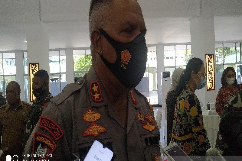 Kapolda Papua akui kesulitan olah TKP akibat wilayah Hipadipa dikuasai KKB