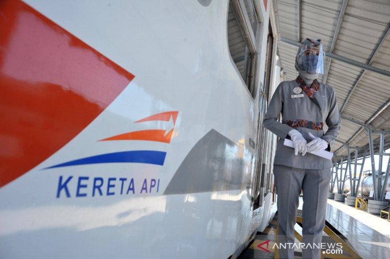 Kereta Serelo Palembang-Lubuk Linggau mulai beroperasi kembali