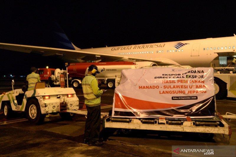 Garuda Indonesia siapkan kargo kapasitas 35 ton untuk ekspor komoditas ke Jepang