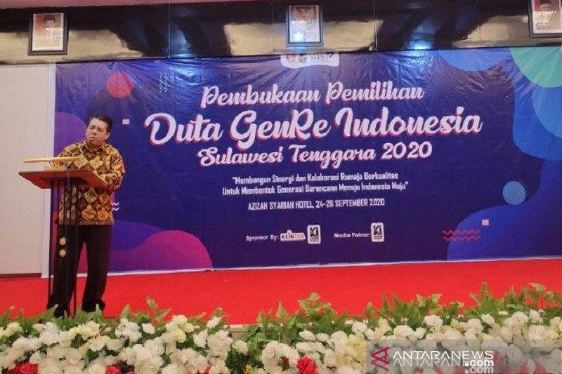 BKKBN Sulawesi Tenggara gelar pemilihan Duta Genre 2020