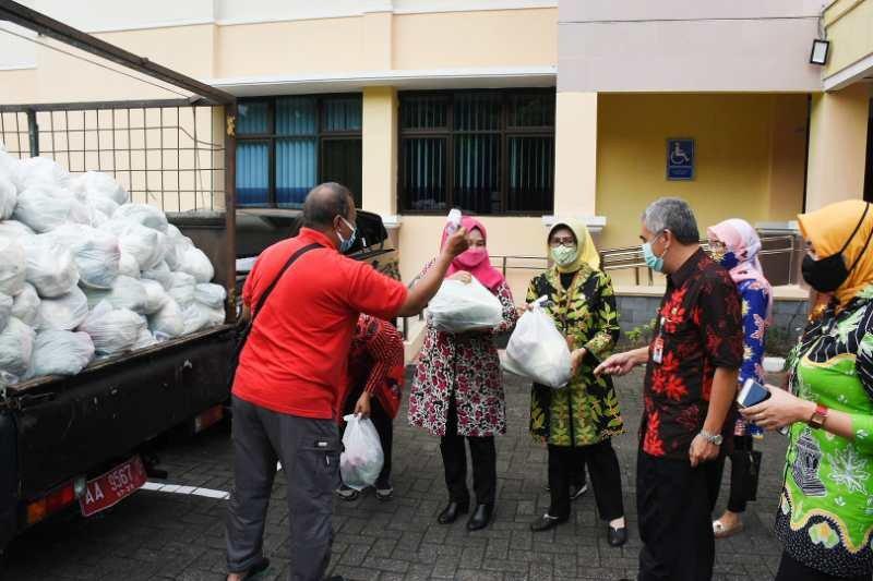 ASN di Wonosobo borong 5.527 paket sayuran petani