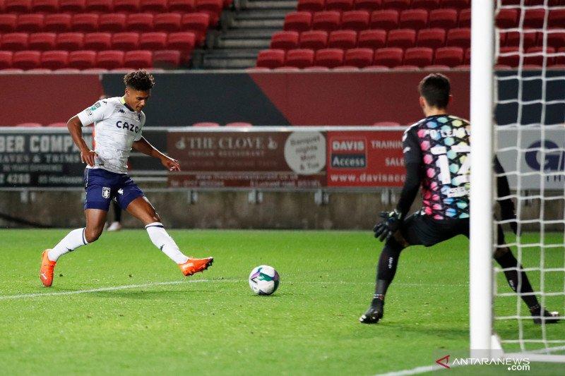 Aston Villa ke putaran empat berkat kemenangan 3-0 atas Bristol