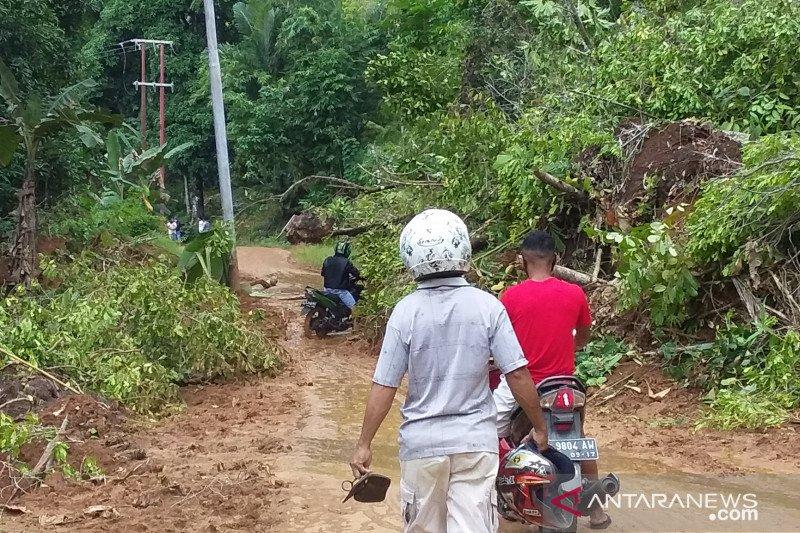 BPBD Sangihe: Waspadai bencana memasuki musim hujan