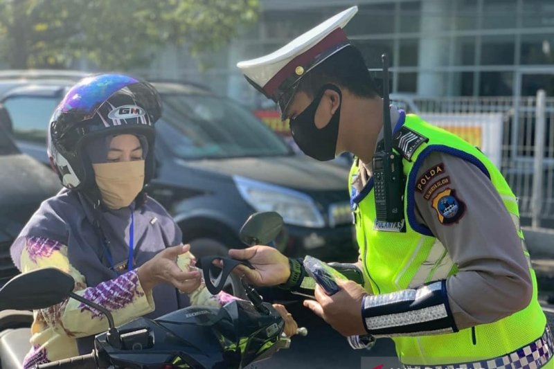 Traffic accidents fall drastically during pandemic in S Kalimantan