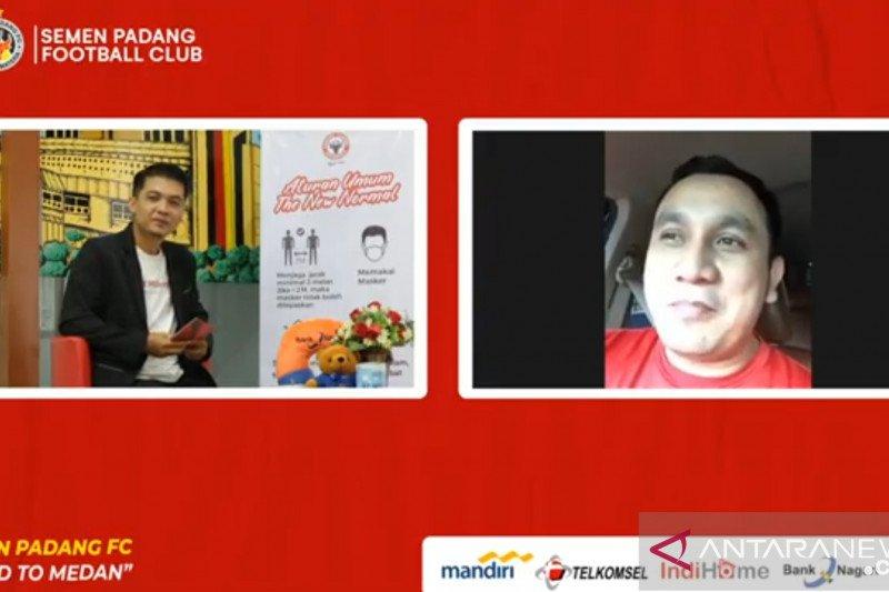 Semen Padang FC terus buru pemain jelang bergulirnya Liga 2 2020