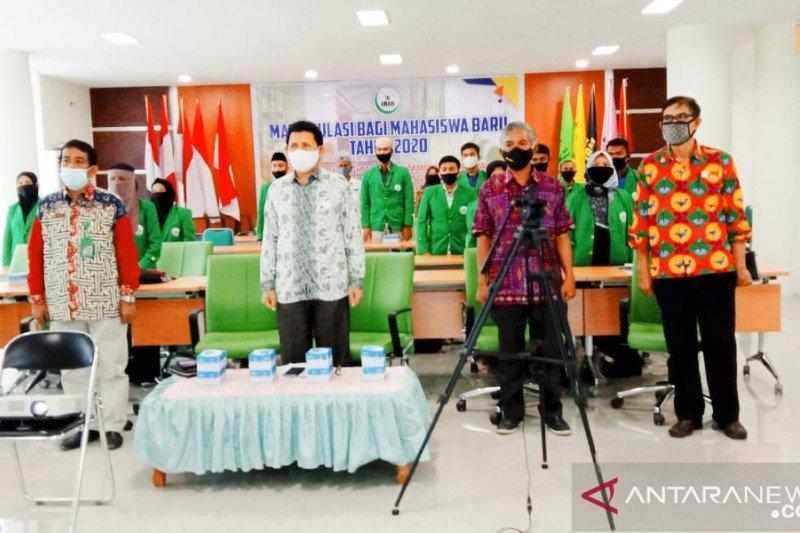 IAIN Palu perkuat wawasan kebangsaan kepada mahasiswa baru