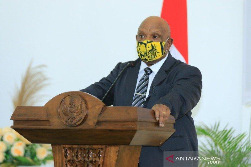 Wagub Papua Klemen Tinal harap kondisi Intan Jaya segera kondusif