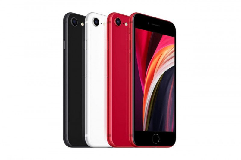 iPhone SE 2020 sudah bisa dipesan