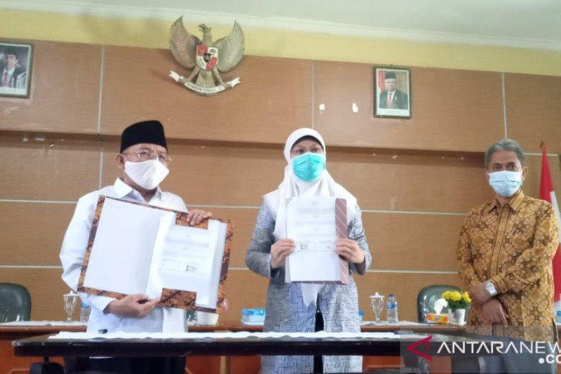 Pemkab Lombok Utara-Universitas Nahdlatul Ulama bermitra bangun daerah