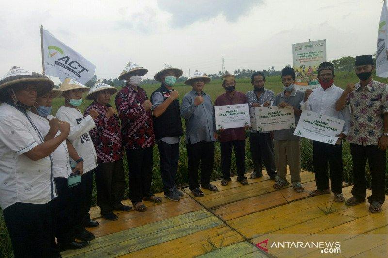 ACT Sumsel bantu akses permodalan petani Banyuasin