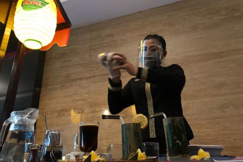 40 persen restoran di Yogyakarta terverifikasi protokol kesehatan