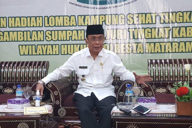 Wali Kota Mataram mendukung paslon kampanye daring cegah COVID-19