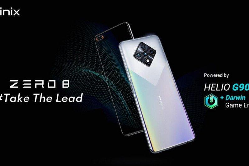 "Ponsel Infinix Zero varian ""diamond"" resmi dirilis"