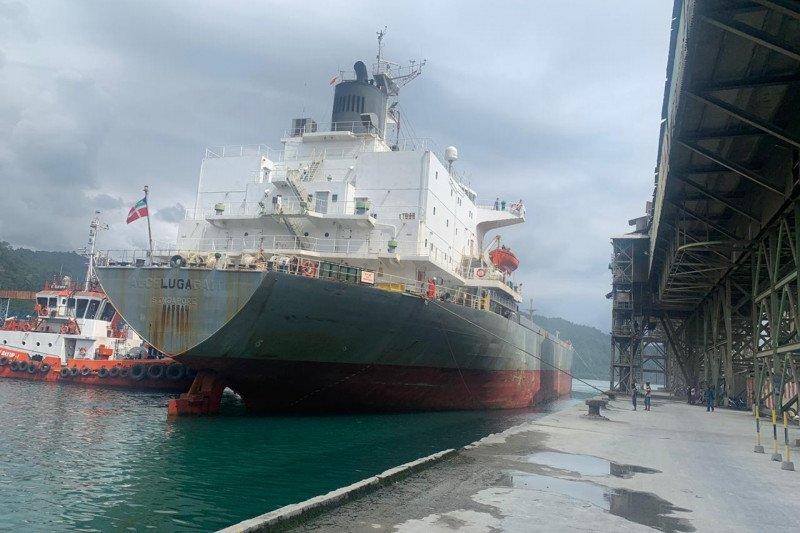 Semen Padang pasok 25 ribu ton semen ke Australia