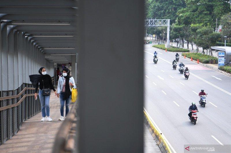 Sabtu, kasus positif COVID-19 di DKI Jakarta tembus 70 ribu