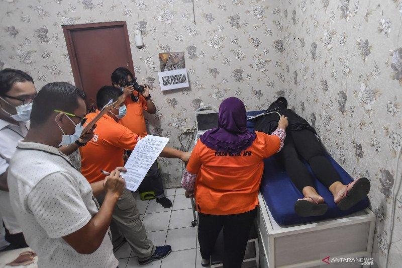 Polda Metro Jaya bongkar praktik aborsi ilegal