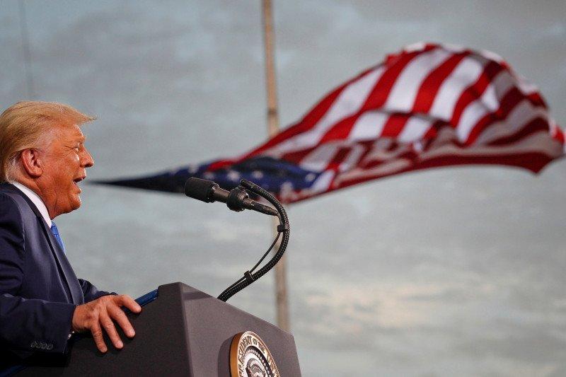 Presiden Donald Trump digugat keponakan terkait penipuan warisan