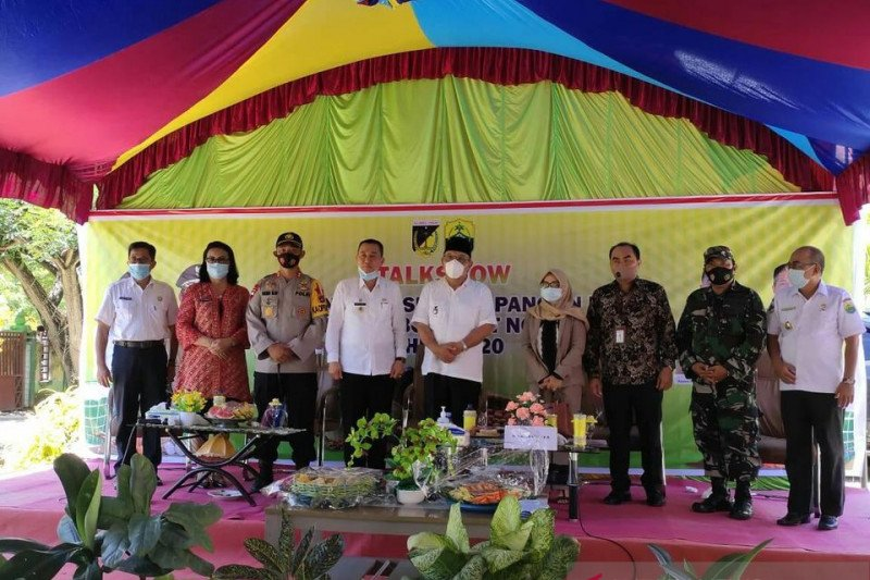 Pemkab Buol siap sukseskan program gerakan diversifikasi pangan lokal