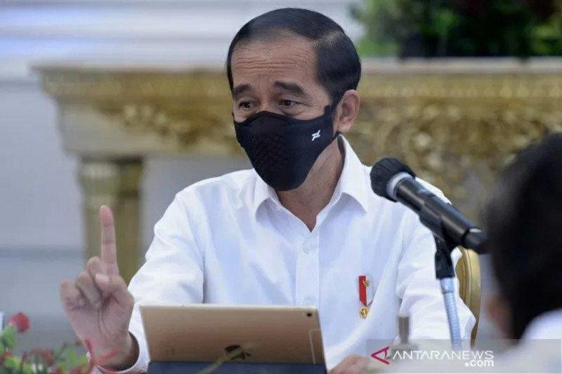 Pesan Presiden saat resmikan Tol Pekanbaru-Dumai