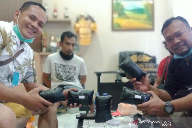 Polda NTB menggagalkan penyelundupan 2,6 kilogram sabu-sabu asal Batam