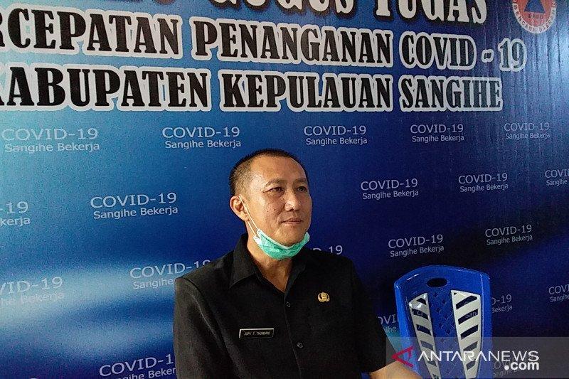 Positif COVID-19 di Sangihe bertambah dua orang