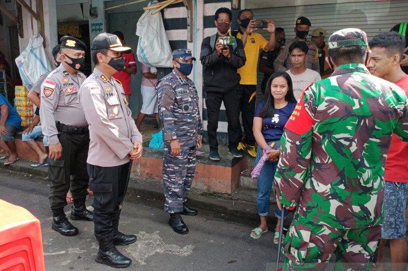 Operasi Yustisi jajaran Polres Sangihe jaring ratusan pelanggar