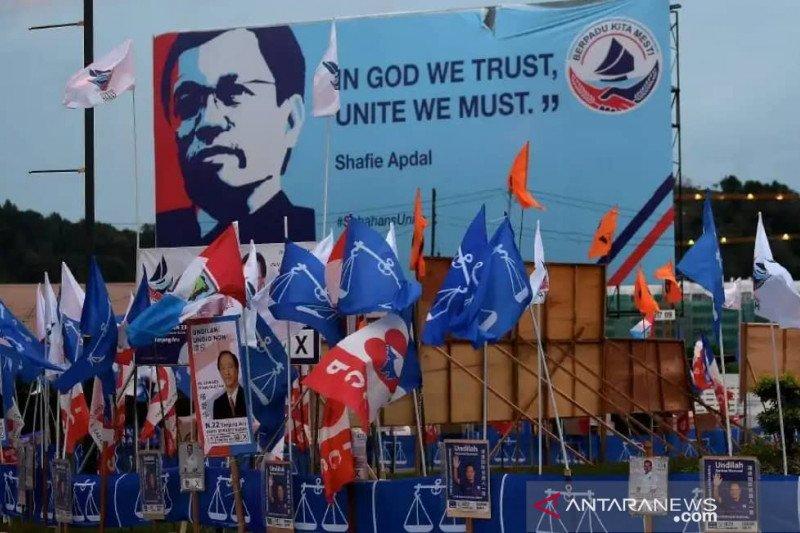 Pemilihan anggota parlemen Sabah hari ini