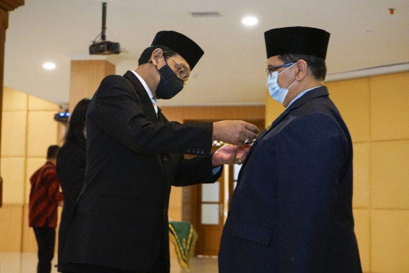 Sultan HB X minta Pjs Bupati Bantul cermati protokol kesehatan Pilkada 2020
