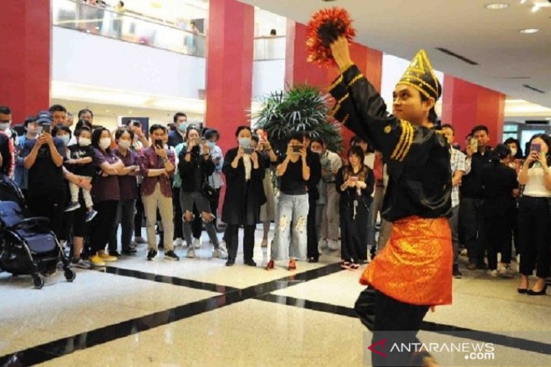 KJRI di Shanghai gelar Indonesia Fair di tengah pemilihan ekonomi China
