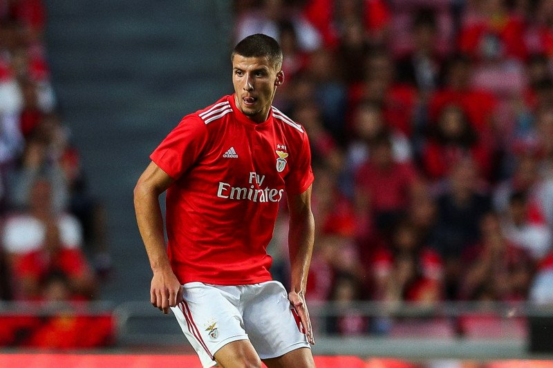 Rencana transfer Ruben Dias, Manchester City dan Benfica gelar pembicaraan