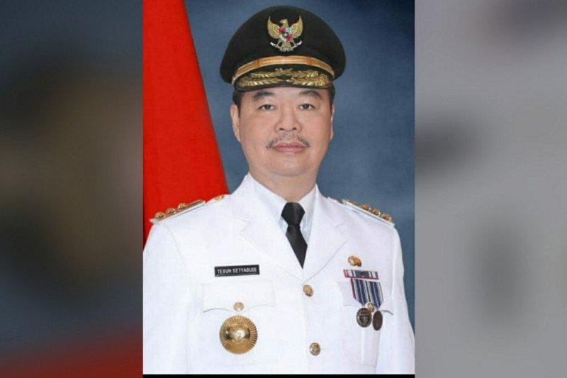 Lulusan terbaik UGM, sosok Dr Teguh Setyabudi, M. Pd, Pjs Gubernur Kalimantan Utara