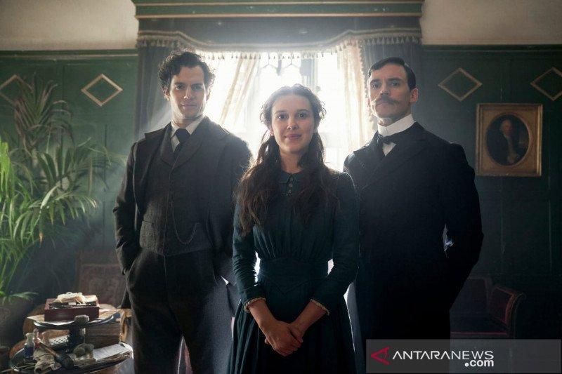 """Sinopsis film - """"Enola Holmes"""", petualangan seru adik Sherlock yang cerdik"""