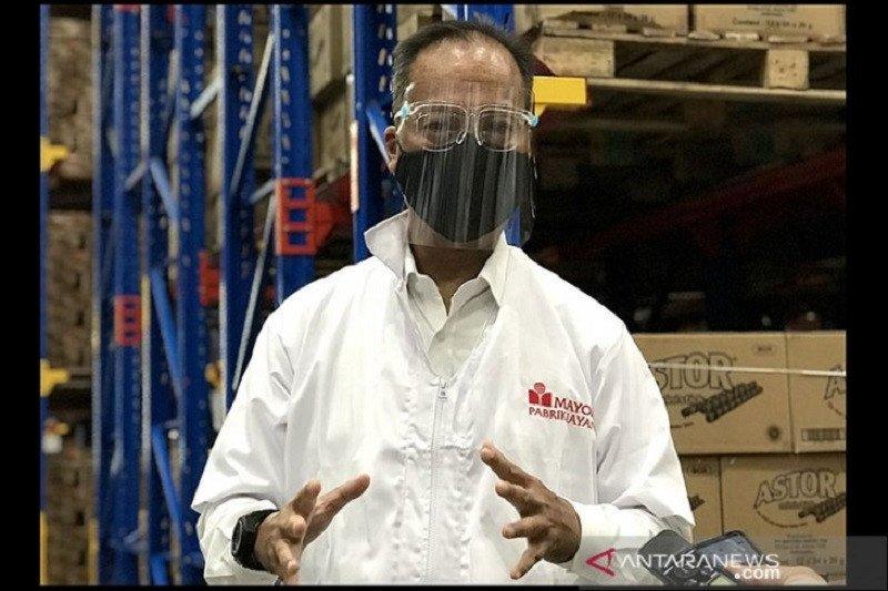 Menperin: PSBB kembali tekan sektor manufaktur