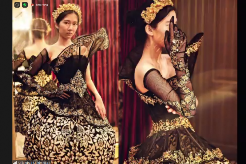 Menjadikan batik identitas industri fesyen Indonesia