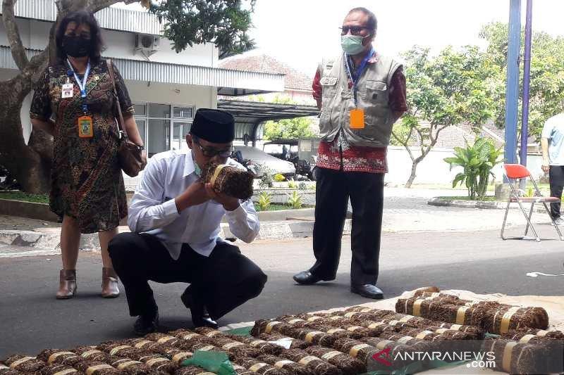 Di tengah pandemi, harga tembakau Temanggung anjlok
