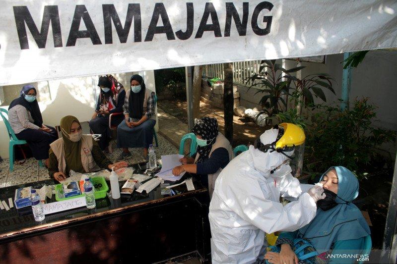 Kasus COVID-19 di Indonesia mencapai 275.213