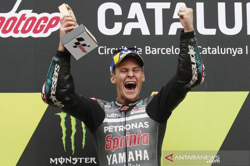 Quartararo kembali ke puncak klasemen MotoGP