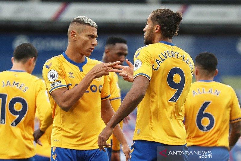 Klasemen Liga Inggris: Everton di puncak
