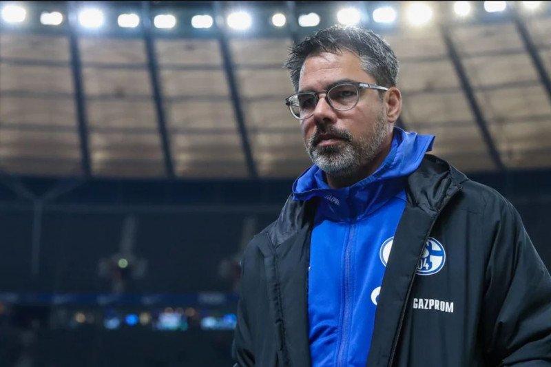 Schalke 04 memecat pelatih David Wagner