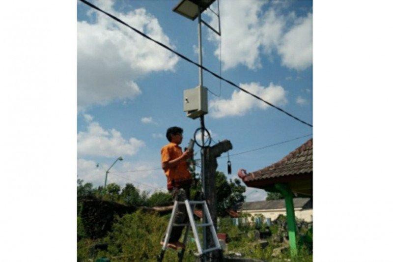 UGM mengembangkan sistem pendeteksi gempa bumi