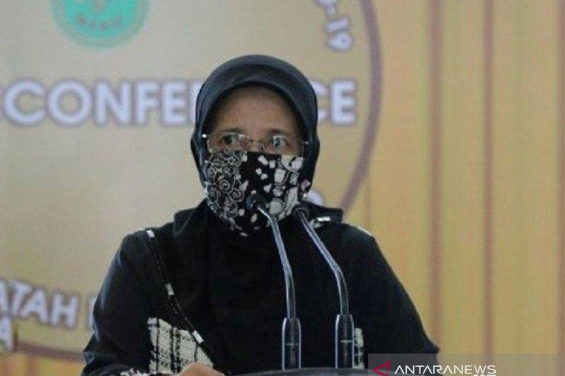 195 pasien COVID-19 di Riau dinyatakan sembuh