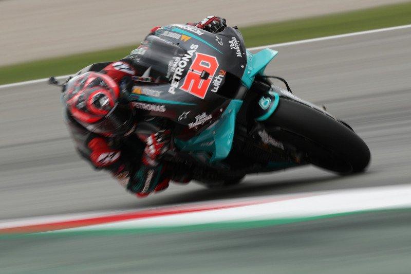 Fabio Quartararo juara MotoGP seri Catalunya untuk kembali pimpin klasemen