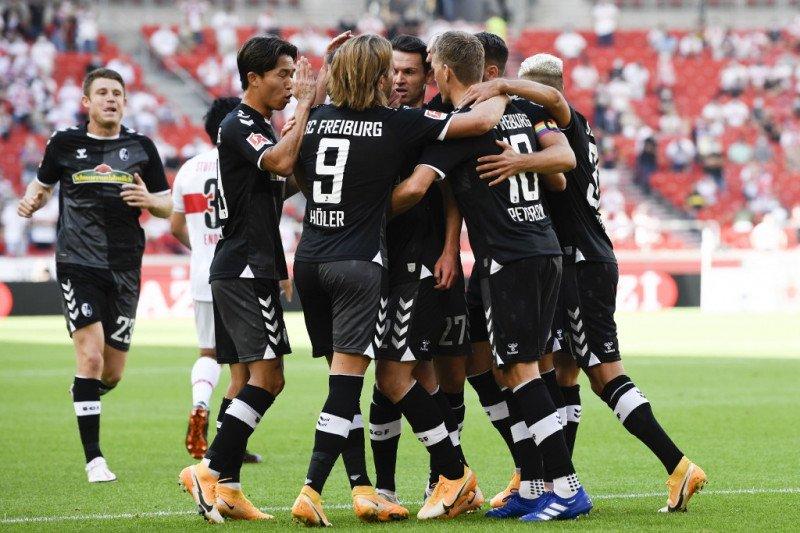 Freiburg dan Wolfsburg imbang 1-1
