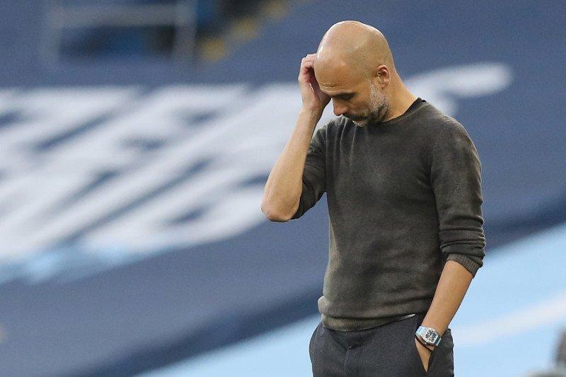 Tanggapan Guardiola setelah City luluh lantak 2-5 lawan Leicester