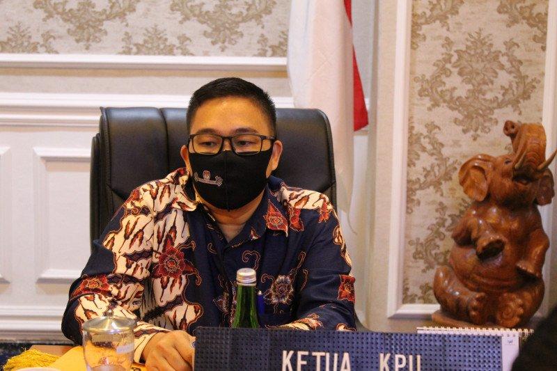 KPU Lampung berkomitmen jaga pilkada sehat di tengah pandemi